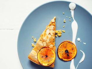 Orange & Almond Torte