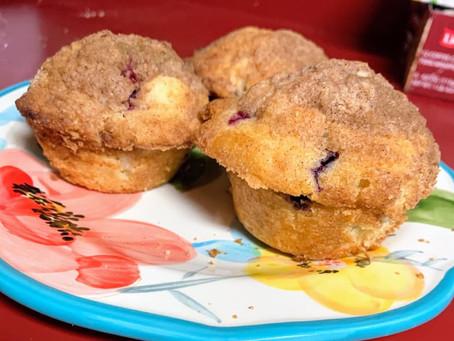 Quarantine Muffins