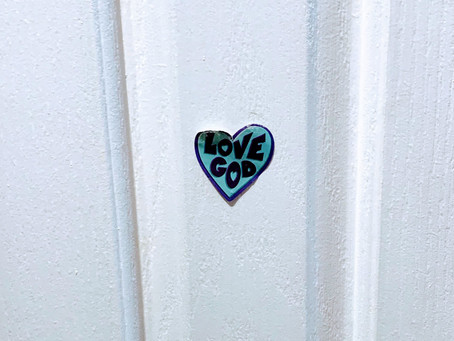 The Pantry Sticker