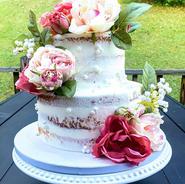 Custom Tea Party Themed Cake