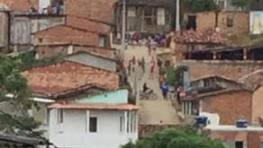 Criança é baleada em Gandu durante troca de tiros