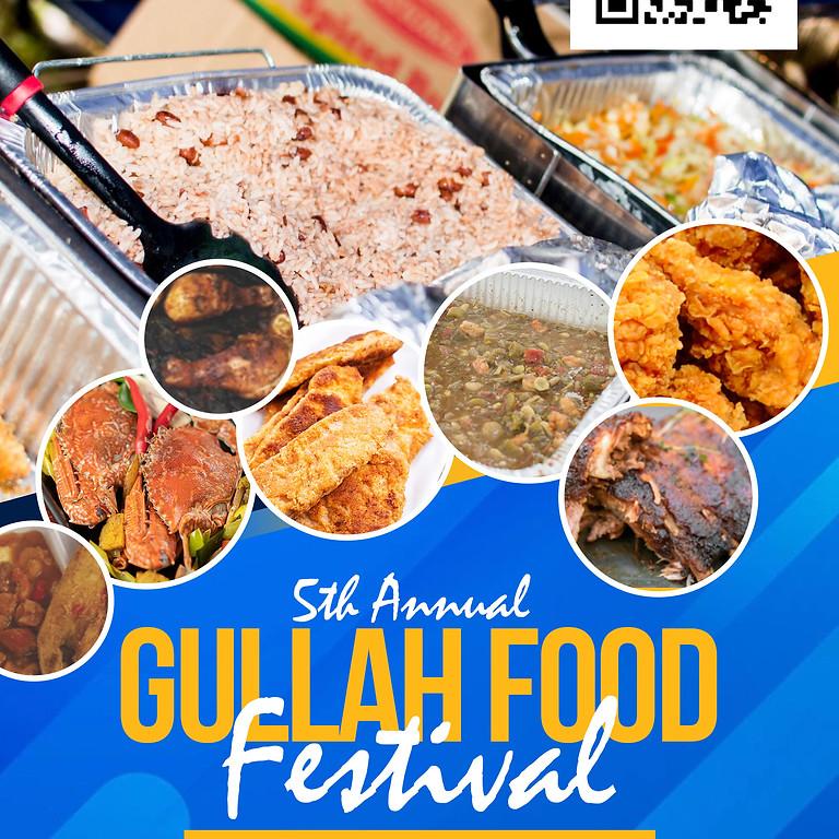 5th Annual Gullah Food Festival