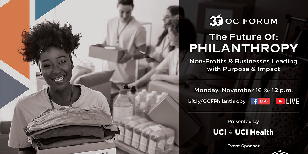 The Future of: Philanthropy