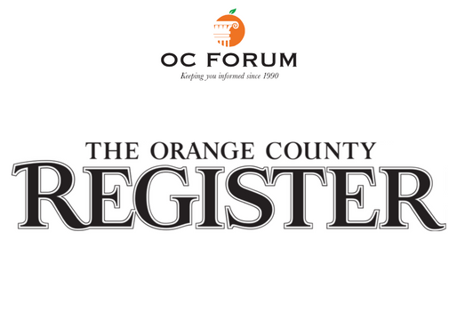 OC Register covers Ending Homelessness Luncheon