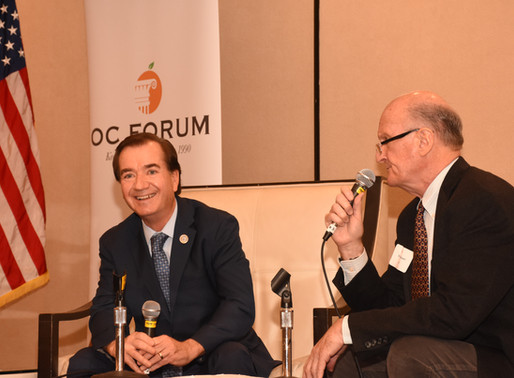 Event Recap: Lunch with Congressman Ed Royce