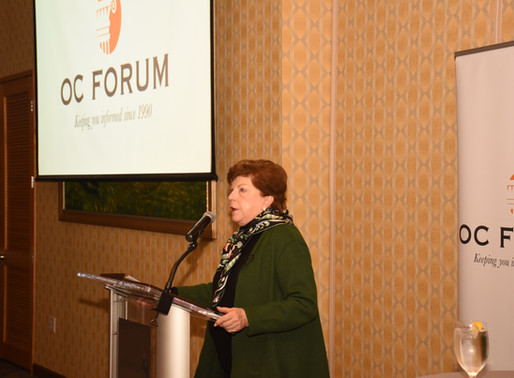 Event Recap: Gubernatorial with Delaine Eastin