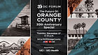 The Future of OC 30th anniversary_event