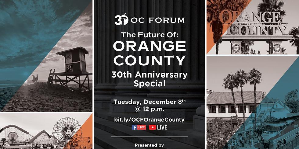 The Future of: Orange County
