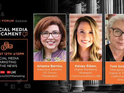 The Social Media Predicament: Social Media Marketing & The News