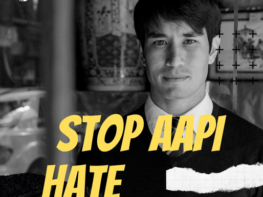 We Stand In Solidarity - Stop AAPI Hate