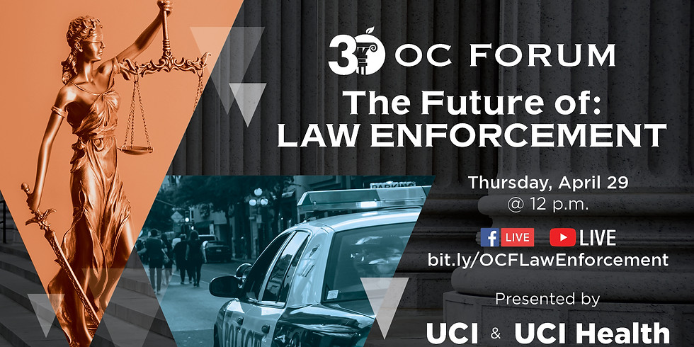 The Future of: Law Enforcement