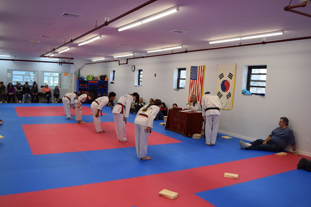 Black Belt Promotion Test
