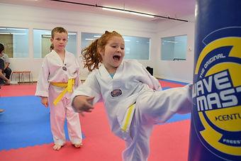 Childrens Class Taekwondo