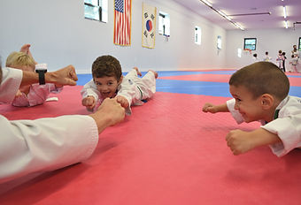 Little Tigers Taekwondo