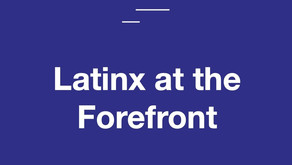 E-Book: Latinx at the Forefront