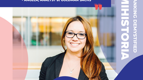 Mi Historia Interviews - Angela Rosario
