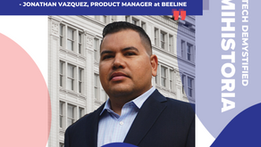 Mi Historia Interviews - Jonathan Vasquez