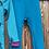 Thumbnail: Legging aus Bio Wolljersey dick