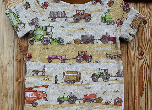 T-Shirt Landarbeit