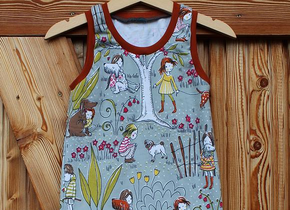 Unterhemd aus Biobaumwolle