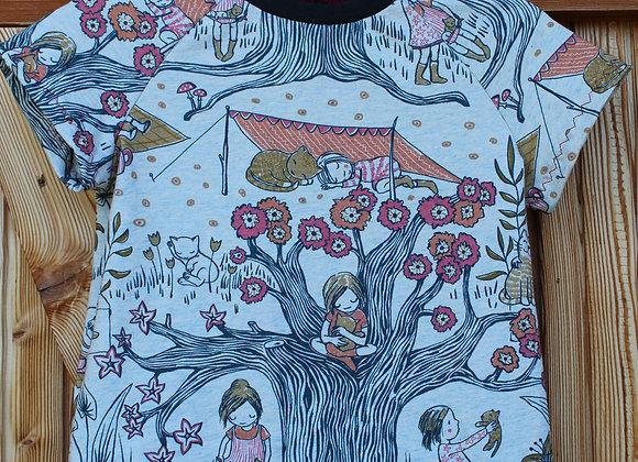T-Shirt Katzenliebe