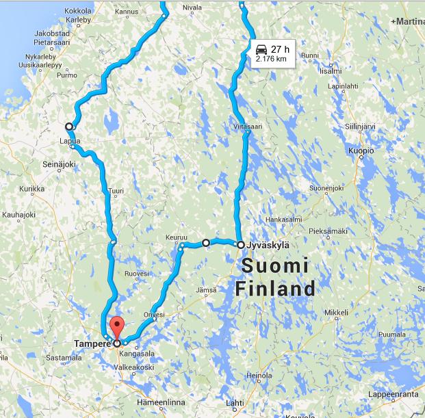 Datazione Finlandia