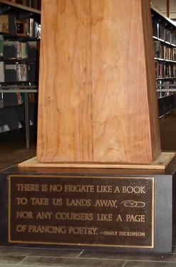 Alameda Main Library view 3