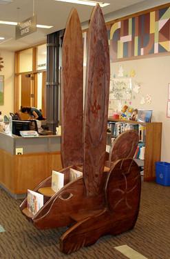 Alameda Main Library view 4