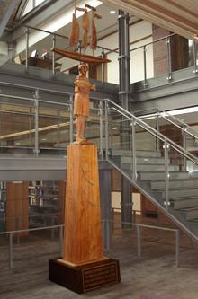 Alameda Main Library view 1