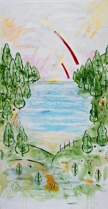 Sky Landscape 033
