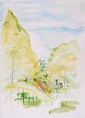 Far Temple Domes