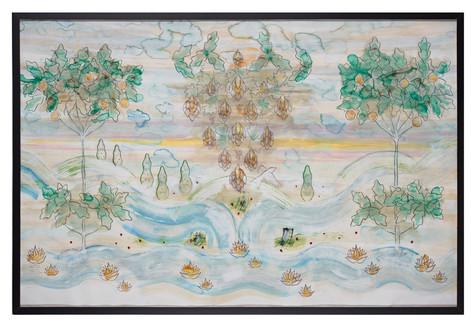 Lotus Landscape