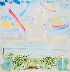 Sky Landscape 037