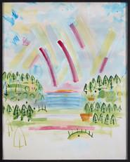 Sky Landscape F44