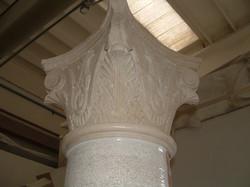 MARMI CAPITELLO CORINZIO in marmo Botticino