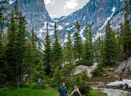 Colorado Engagement Photo Locations
