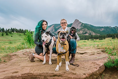 Colorado engagement photos with dogs.jpg