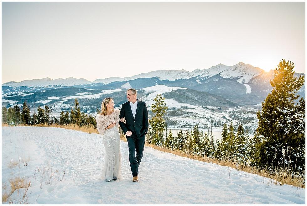Adina and Jarod Sapphire Point Elopement Summit County Colorado Cassandra Vagher Creative_