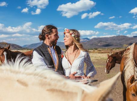 Mountain Wedding Venues in Colorado