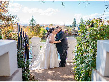 Belmar Wedding, Lakewood, Colorado
