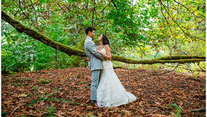 Seattle, Washington Botanic Gardens Wedding - Jake and Carissa