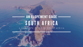 Reasons to Elope in South Africa