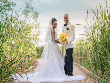 Congolese American Wedding Traditions - Balubas Wedding Traditions