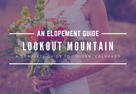 How To Elope At Lookout Mountain in Golden Colorado