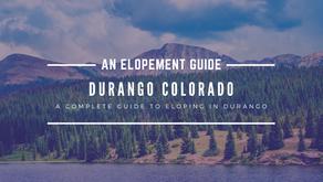 How to Elope in Durango Colorado