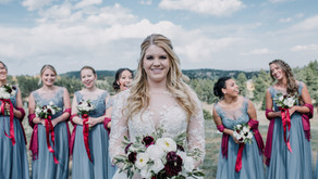 Pines at Genesee and Lookout Mountain Wedding