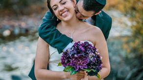 Wild Basin Lodge Fall Wedding - Allenspark, Colorado