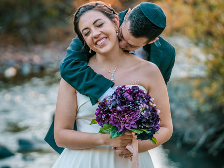 Wild Basin Lodge Fall Wedding - Allenspark, Colorado