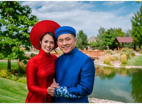 Vietnamese Tea Ceremony - Littleton, Colorado with Ha Mi and Tho