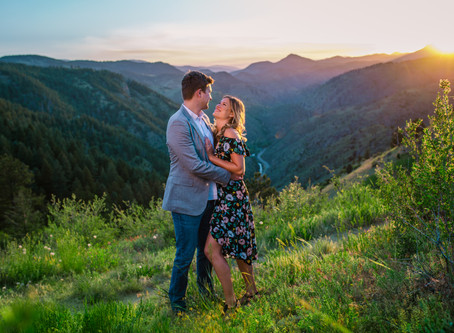 How to Ensure Your Fiancé is Comfortable During Your Engagement Session